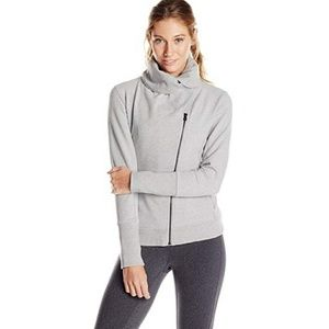 Lucy Hatha flow gray jacket